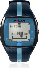 Пульсометр Polar FT4M Blue с дефектом