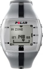 Пульсометр Polar FT4M Silver black