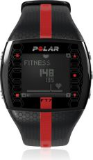 Пульсометр Polar FT7M Black red